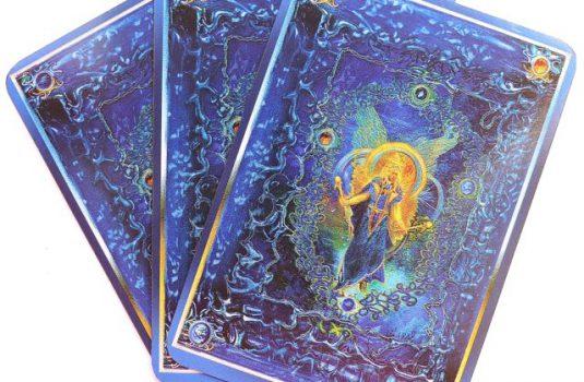 Angel Tarot Cards x 3